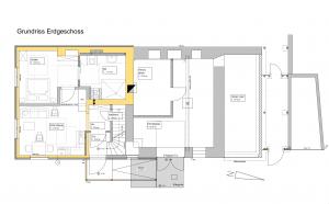 Hotel Gasthaus Steiger Gaestehaus Erdgeschoss Gast 1