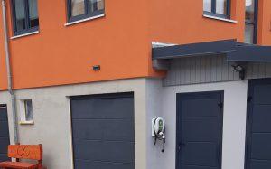 Ferienwohnung mit Ladestation für Elektroautos