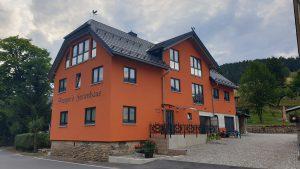 Gasthaus Hotel Steiger in Gebersdorf, Thüringen